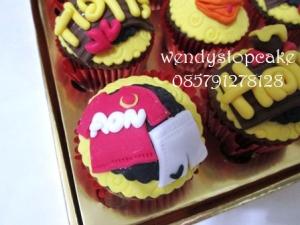 baju jersey manchester united cupcake
