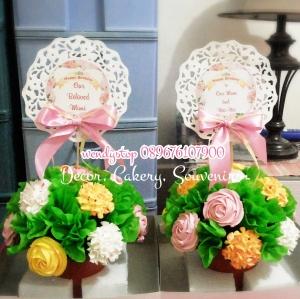 Jual Cupcake surabaya sidoarjo cupcake bunga cupcake ulang tahun cupcake bouquet 5