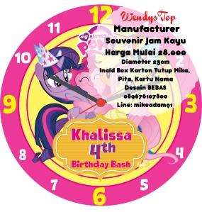 Jual souvenir wooden clock jam kayu pernikahan wedding ekonomis ulang tahun birthday bday ide souvenir surabaya jakarta malaysia jayapura makassar medan