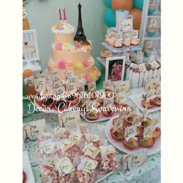 sweetcorner surabaya dessert table sidoarjo baloon decoration party planner partyplanner ebent desiner party decoration birthday ulang tahun meja kue sidoarjo kue ultah