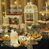 sweet 17 surabaya sweet corner fruitpie chocopie dekorasi 17th birthday ullang tahun 24