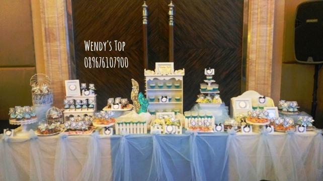 Sweet corner wendy 39 s top for Dekorasi lebaran hotel
